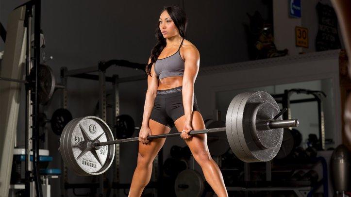 strength training deadlift