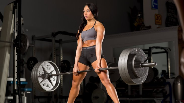 strength training deadlift