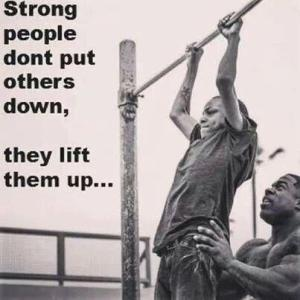 What Strong People Do