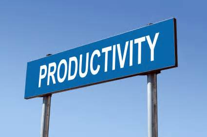 Being present and productivity