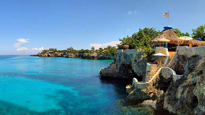 Cliffs Negril Jamaica