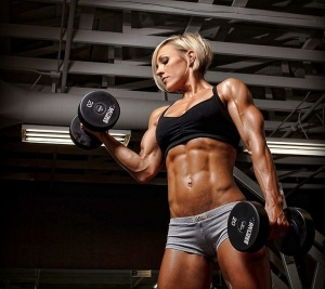 female-fitness-model