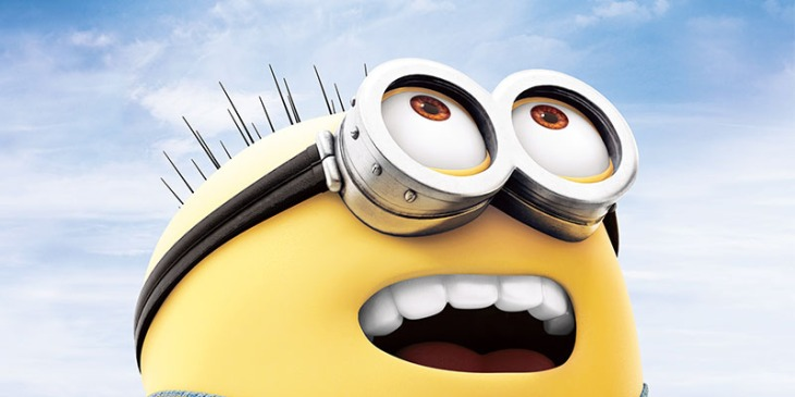 Happiness the minions