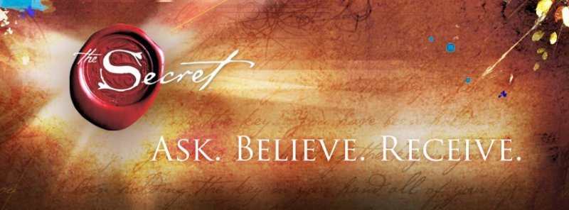 law of attraction ask believe receive