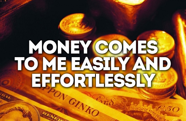 law of attraction - money