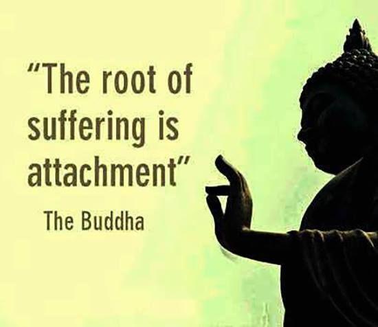 Root of suffering