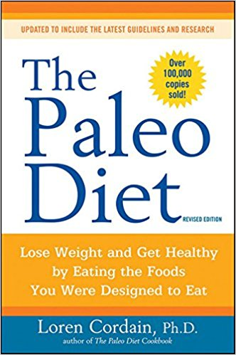 The Paleo Diet book image