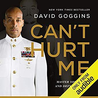 David Goggins Cant hurt me