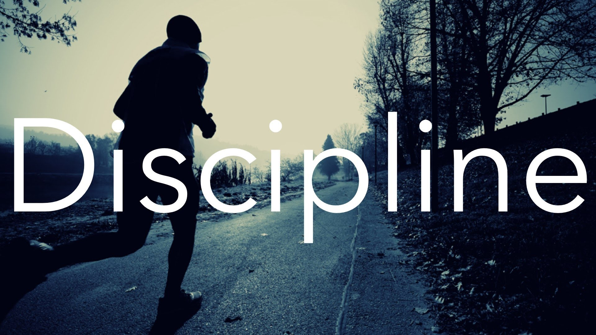discipline-for-Random Thoughts post