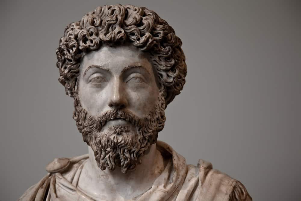 Marcus Aurelius picture of