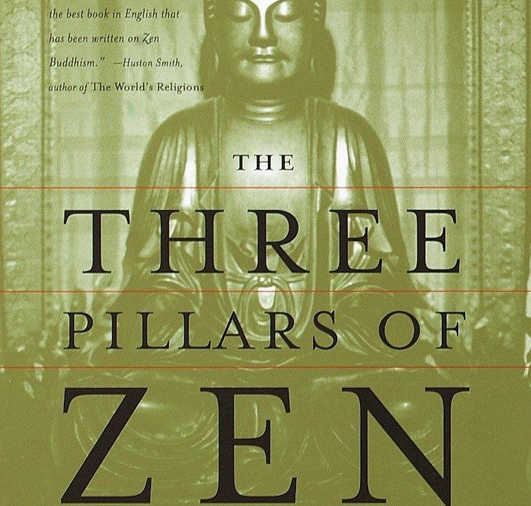 The Three Pillars of Zen – PhilipKapleau